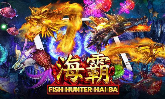Fish Hunter Haiba