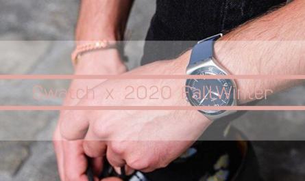 Swatch x 2020 FallWinter