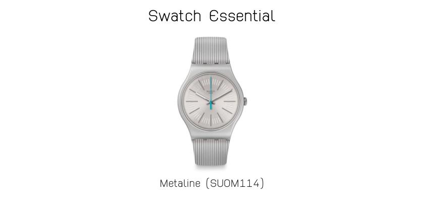 Swatch x Essentials