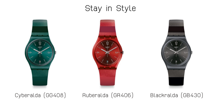 Swatch x Stay in Style