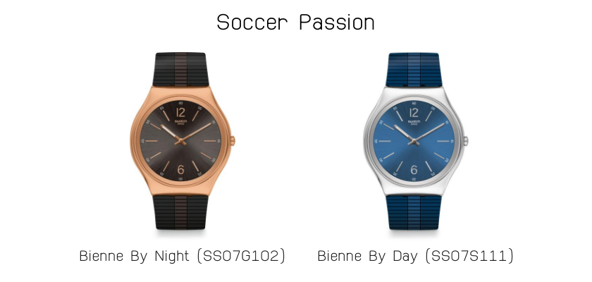 Swatch x Soccer Passion