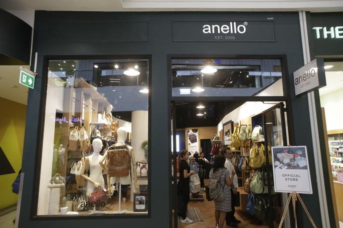 แบรนด์ Anello