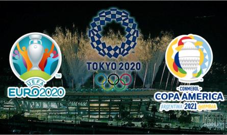 กีฬา 4 รายการสำคัญที่เลื่อนมาแข่งในปี 2021